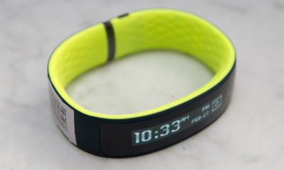 HTC Grip fitness tracker con gps integrato