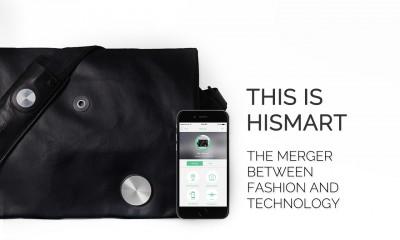 HiSmart la prima borsa intelligente e convertibile