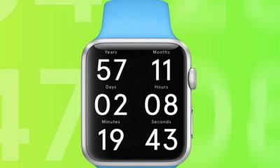 Life Clock l'App per Apple Watch che prevede il futuro