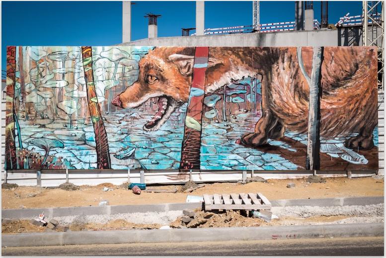 Google Street Art il museo per l'arte di strada