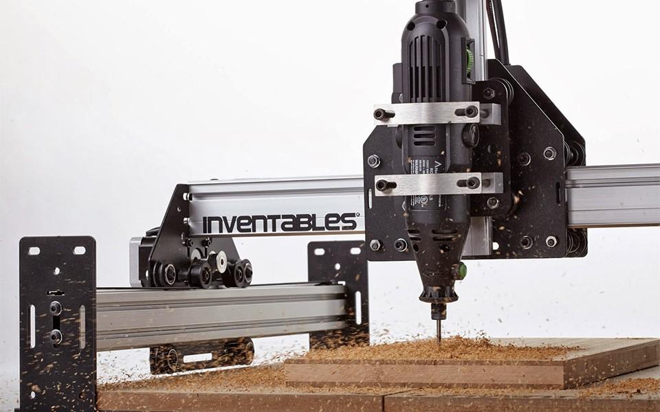X-Carve: la stampante 3D che puoi costruire e personalizzare
