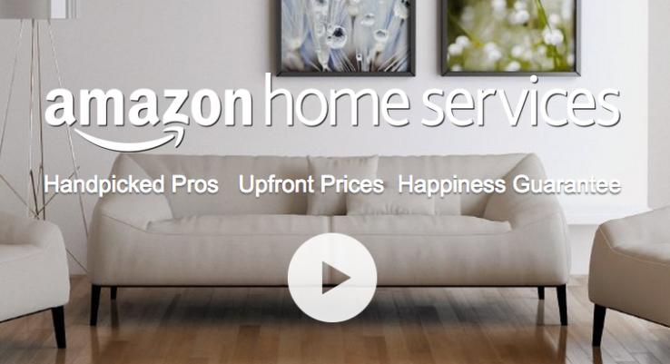 Amazon Home Services ti trova l'idraulico o l'elettricista
