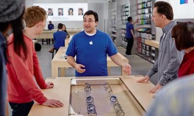 Apple Watch training del personale addetto alla vendita