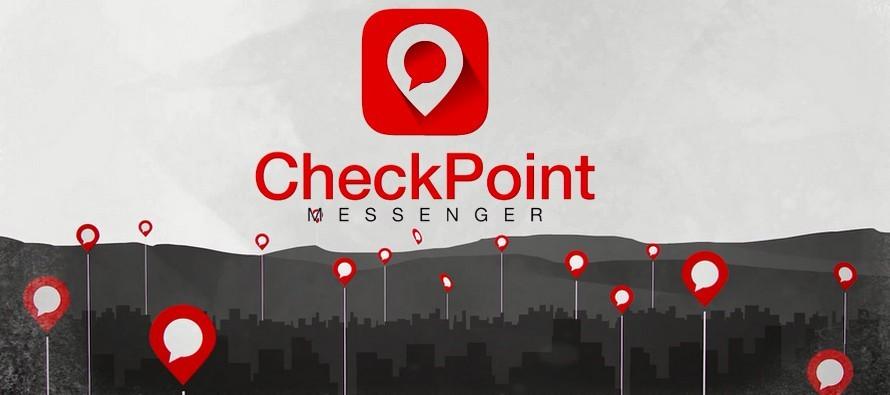 CheckPoint Messenger reinterpreta la geolocalizzazione