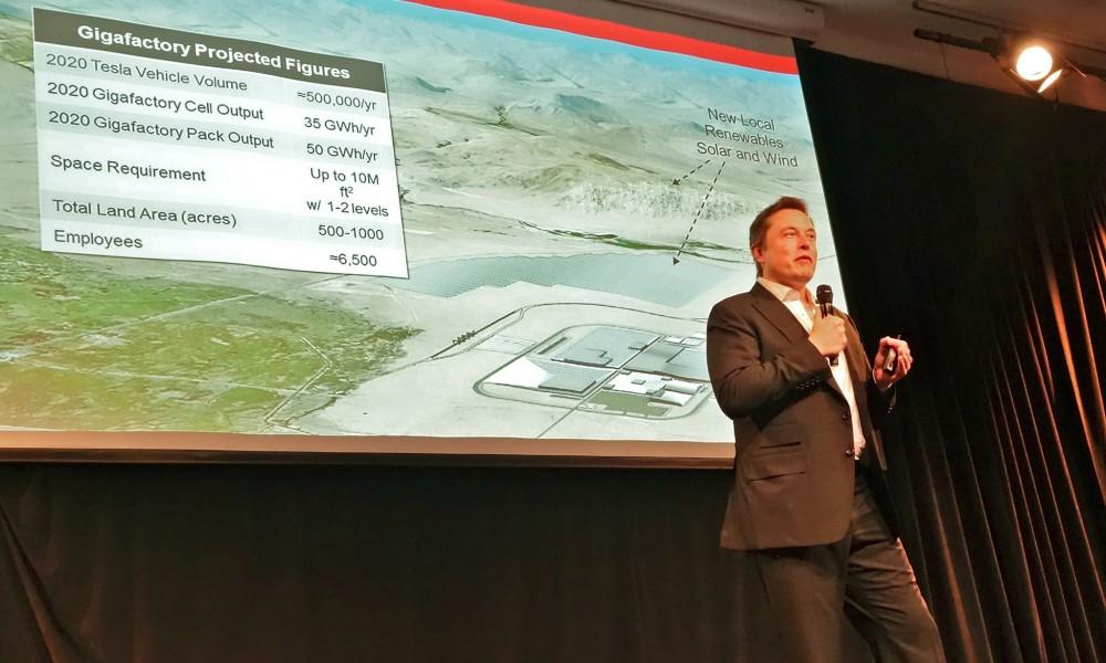 Tesla novità in vista, ma non sarà un'auto, parola di Musk