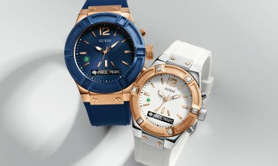 Guess Connect: lo smartwatch d'alta moda