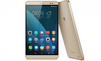 Huawei Mediapad X2  tablet piccolo e potente