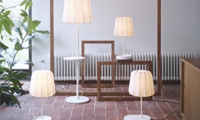 IKEA stazione di ricarica wireless integrata nei mobili