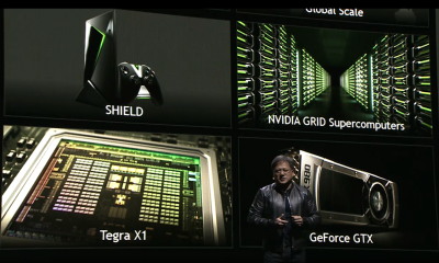 "Nvidia Shield ""superconsole"" da salotto"