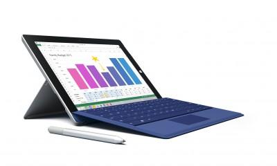 Microsoft Surface 3 con Windows 8.1 manda in pensione RT