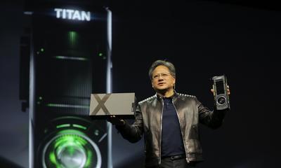 Titan X la nuova GPU di Nvidia mostra i muscoli