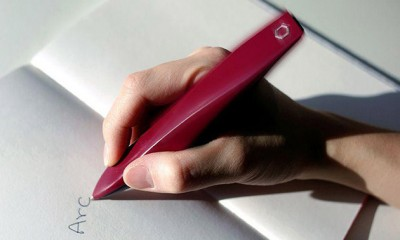 Arc la penna che aiuta i malati di Parkinson