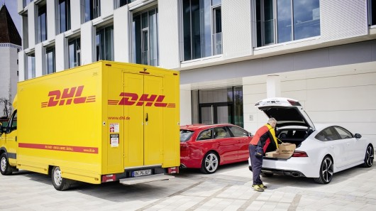 Delivery Service Amazon