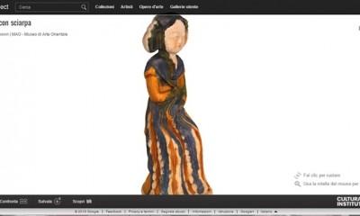 Google Art Project riproduzioni online in 3D
