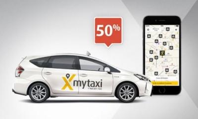 Mytaxi arriva a Milano e sfida Uber