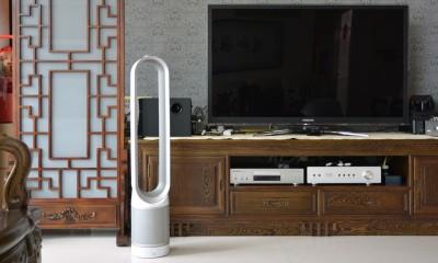 Pure Cool il ventilatore senza pale che filtra l'aria