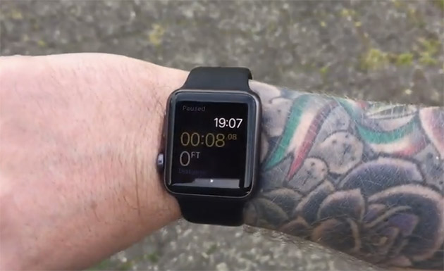 Apple Watch non ama i tatuaggi scuri