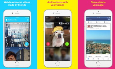 Facebook Riff ed il video diventa collaborativo