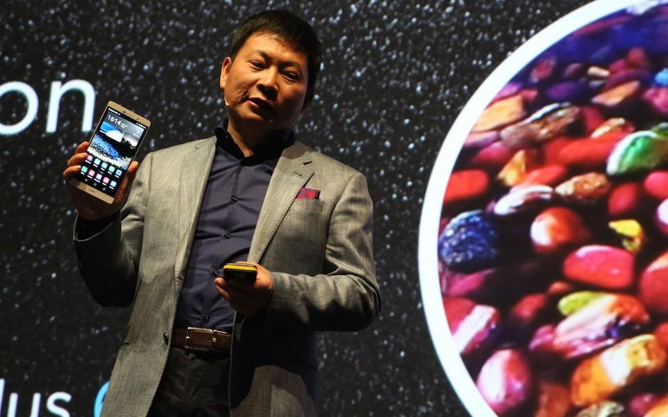 Huawei P8 anche in versione Max
