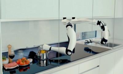 Il Robot-Chef preparerà il pranzo nella vostra cucina Hi-Tech