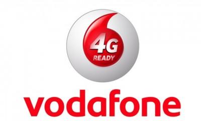 Vodafone: sua la rete 4G più estesa d'Europa