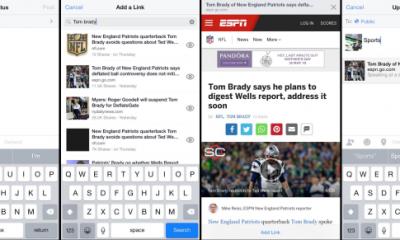 Facebook: motore di ricerca interno per le news presto in arrivo