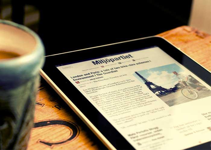 Twitter mette gli occhi su FlipBoard pronto 1 miliardo di dollari
