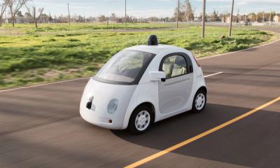 Le Google Car imparano a riconoscere i  bambini