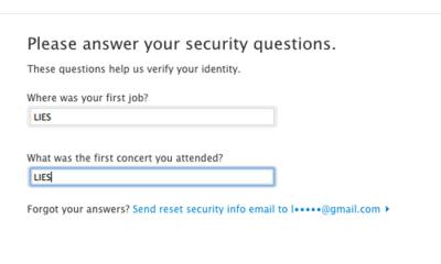 """Google: le """"Domande di sicurezza"""" non sono affatto sicure"""