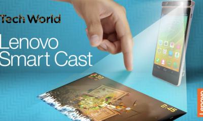 Lenovo: smartphone con proiettore e nuovo smartwatch