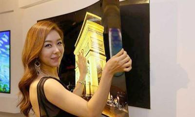 LG: la TV del futuro sarà sottile come carta da parati