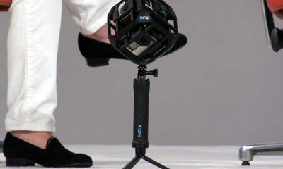 GoPro pronta una telecamera per la realtà virtuale ed un drone