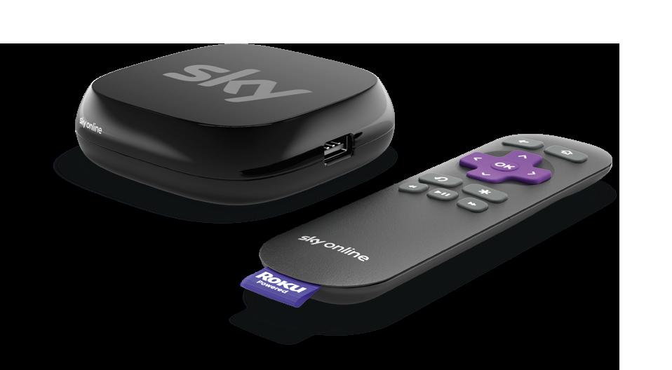 Il TV Box di Sky Online: film in streaming senza abbonamento