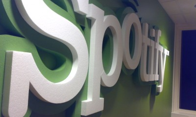 Spotify: streaming video in vista