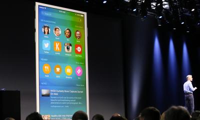 Apple annuncia iOS 9, una beta pubblica in Luglio