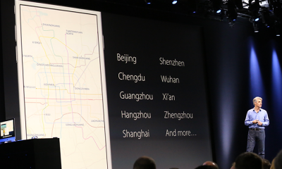 Apple Maps: tornano le indicazioni per metro, treni e autobus