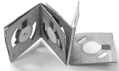 Le batterie del futuro fatte di carta e acqua sporca