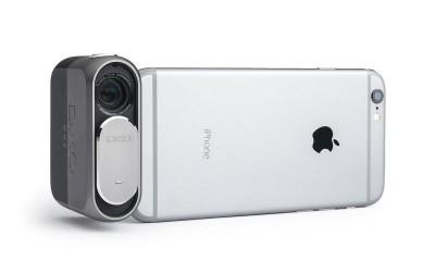DxO One trasforma l'iPhone in una telecamera professionale