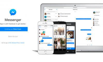 Facebook Messenger: ora basta il numero di telefono
