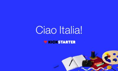 Kickstarter sbarca in Italia, crowdfunding in lingua nazionale