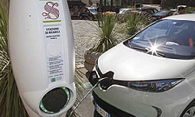 Auto elettriche per il Senato, 4 Renault Zoe ad emissioni zero