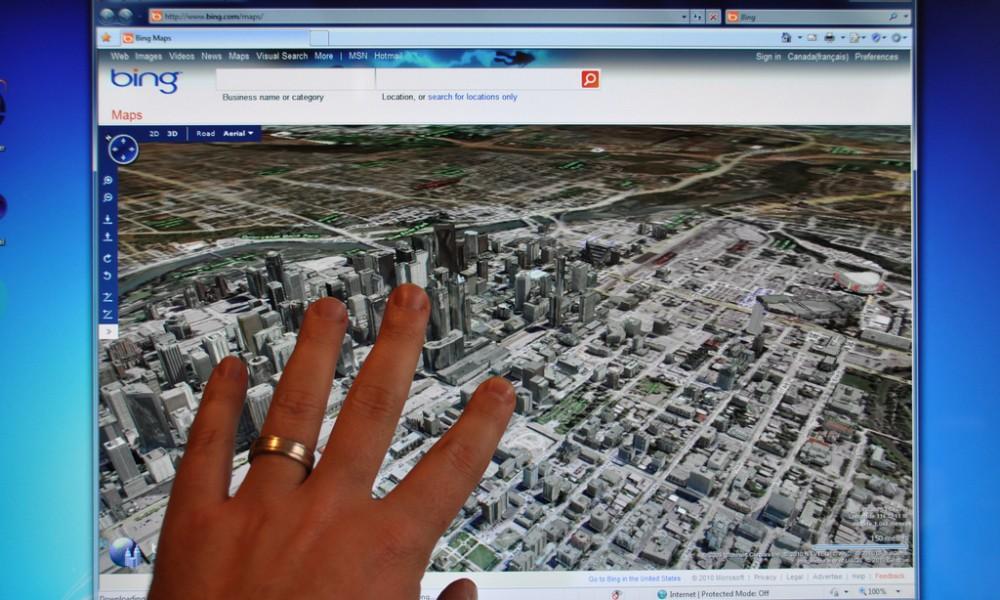 Uber acquista le mappe di Bing e assume 100 impiegati