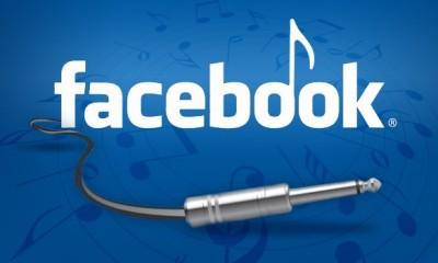 Facebook nega di progettare un servizio di Streaming Musicale