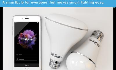 Ilumi lampadina smart che adatta da sola la luce all'ambiente