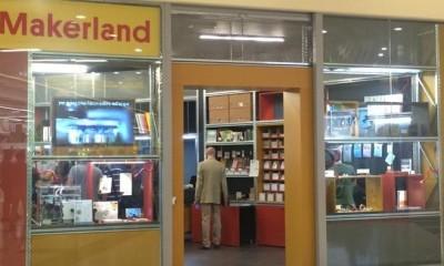 Makerland apre lo store per l'artigianato 2.0