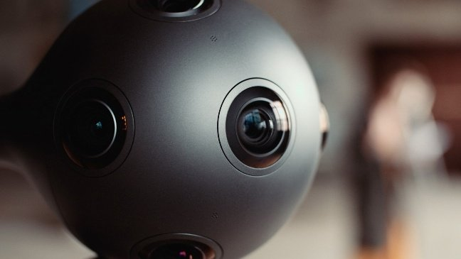 Fotocamera Ozo nuova frontiera della realtà virtuale a 360˚