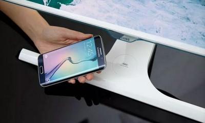 Samsung SE370 il monitor che ricarica wifi lo smartphone
