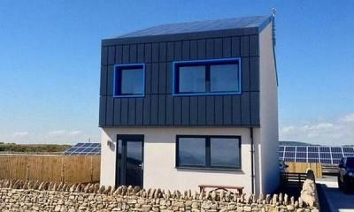Solcer House la casa che produce energia oltre i suoi consumi
