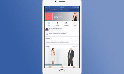 Facebook testa l'e-commerce all'interno del social