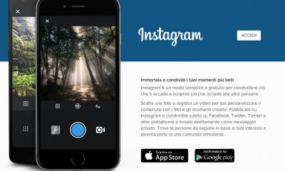 Instagram al lavoro su foto ad alta risoluzione